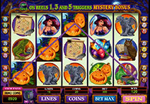 32Red Casino Slot - Lucky Witch