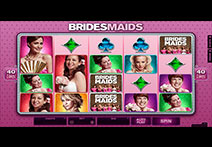 7Sultans Casino Slot - Bridesmaids