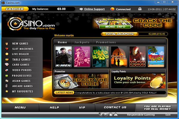 online casino ratings online casino.com