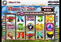 Grosvenor Casino Slot - Wizard Od Odds