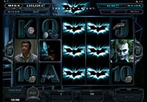 Lucky Nugget Casino Slot - The Dark Knight