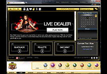 River Belle Casino Live Dealer