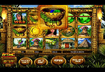 Thunderbolt Casino Slot - Aztec Treasures